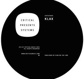 CRITSYS003 - KLAX